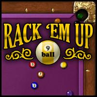 Play Rack 'Em Up 9 Ball
