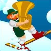 Play Skifahrer