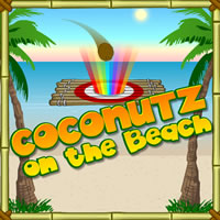 Play Coconutz on the beach